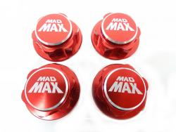 Traxxas X-Maxx Red Wheel Adapters for MadMax Wheel Tires to X-Maxx YY-TX-002