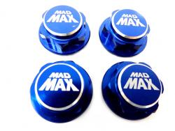 Traxxas X-Maxx Blue Wheel Adapters for MadMax Wheel Tires to X-Maxx YY-TX-002