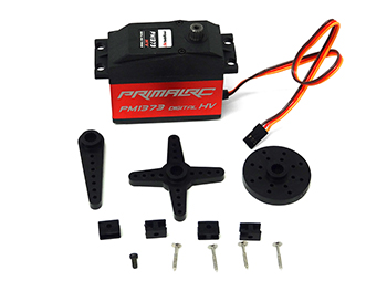 Raminator Monster Truck  PM1373 70KG High Voltage Digital Steering or Brake Servo