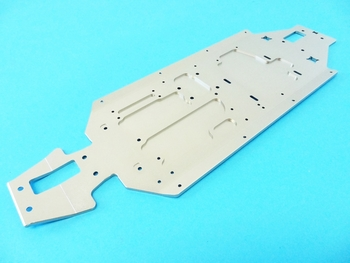 SLT Buggy HD Aluminum Main Frame Chassis For LOSI Buggy Conversion