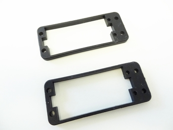LT-SLT 4WD Servo Adapter Plates (set of 2)