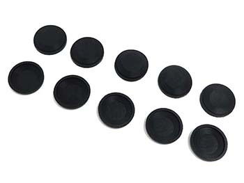 Rovan F5 Rubber Shock Seals, Gaskets (set of 10) 153006, Fits LT, SLT and LOSI 5IVE-T KM X2