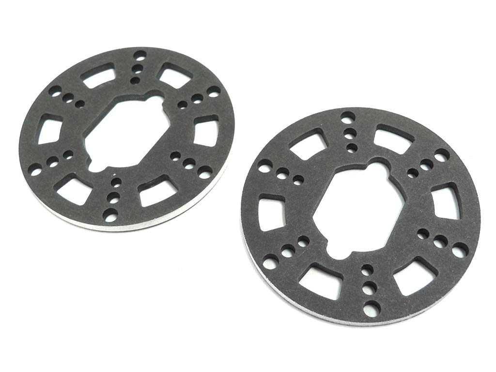 1/5 Scale Rovan F5 4WD Race Car front and rear Brake Discs