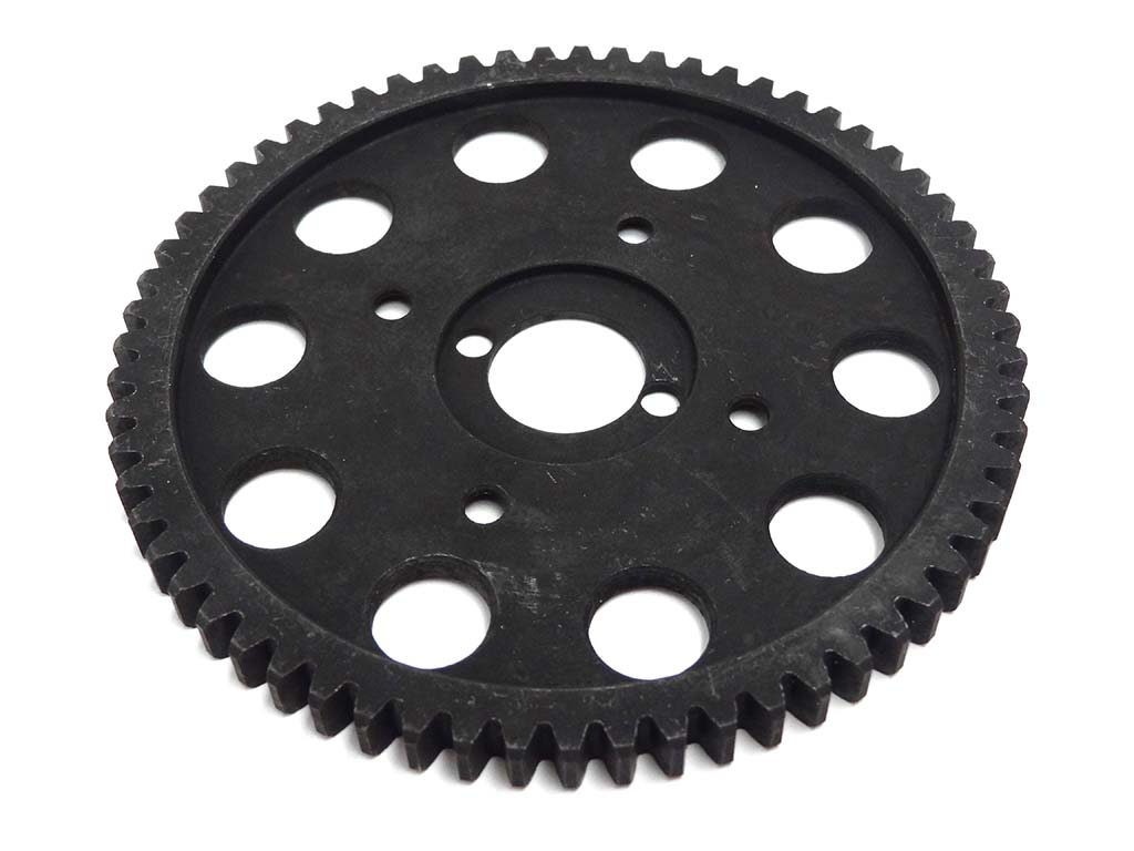 Rovan F5 Race Car Lightened Steel Center Large Spur Gear 63 Tooth fits MCD 2025