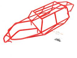 Steel Metal Baja Buggy Sand Roll Cage (red)