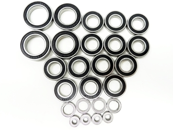 Baja 25-pc Ball Bearing Kit Fits HPI Baja 5b 5T Rovan and KM Baja