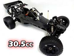 1/5 Rovan 305A Gas Petrol Buggy Ready To Run RTR 30.5cc HPI Baja 5B SS King Motor Compatible with PERFORMANCE PIPE!