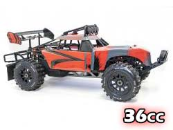 1/5 Scale 36cc Ready To Run Gas Off Road Baja 360FT Truck
