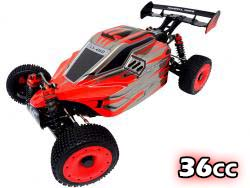 1/5 Scale 360SLT V5 36cc Gas 4WD Ready To Run Buggy LOSI 5IVE-B Compatible