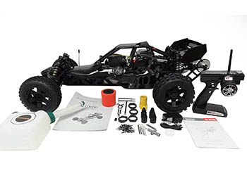 1/5 Scale 2019 45cc Gas Baja Buggy Ready-to-Run
