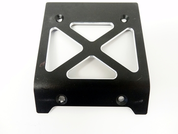 Black Roll Cage Roof Plate