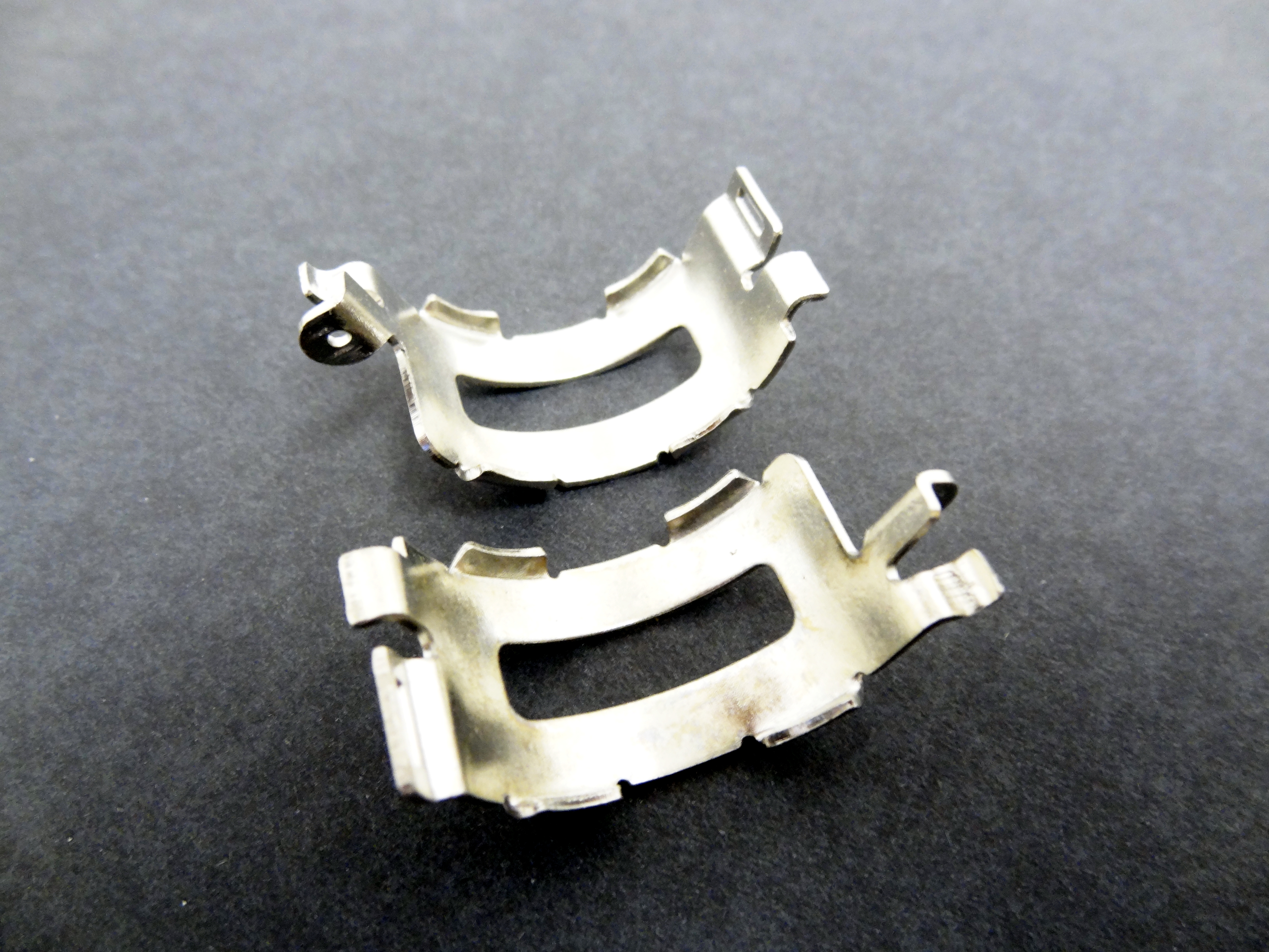 Aluminum Tuned Pipe Clamp, Hoop