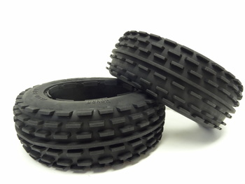 Front Dirt Tires (Set of 2)