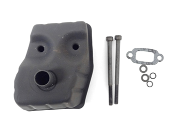 23cc-36cc Engine High Flow Muffler Kit