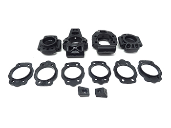 Baja Rear Hub Kit, Shims & Bearing Holders
