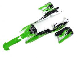 1/5 Baja Buggy Body Kit (green/black/white)