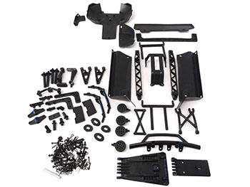 Baja Buggy to Truck Mounting Conversion Kit and Bumper