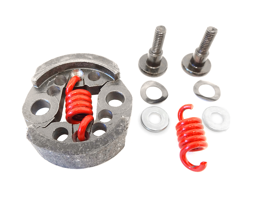 High Response 8000 RPM Clutch Kit