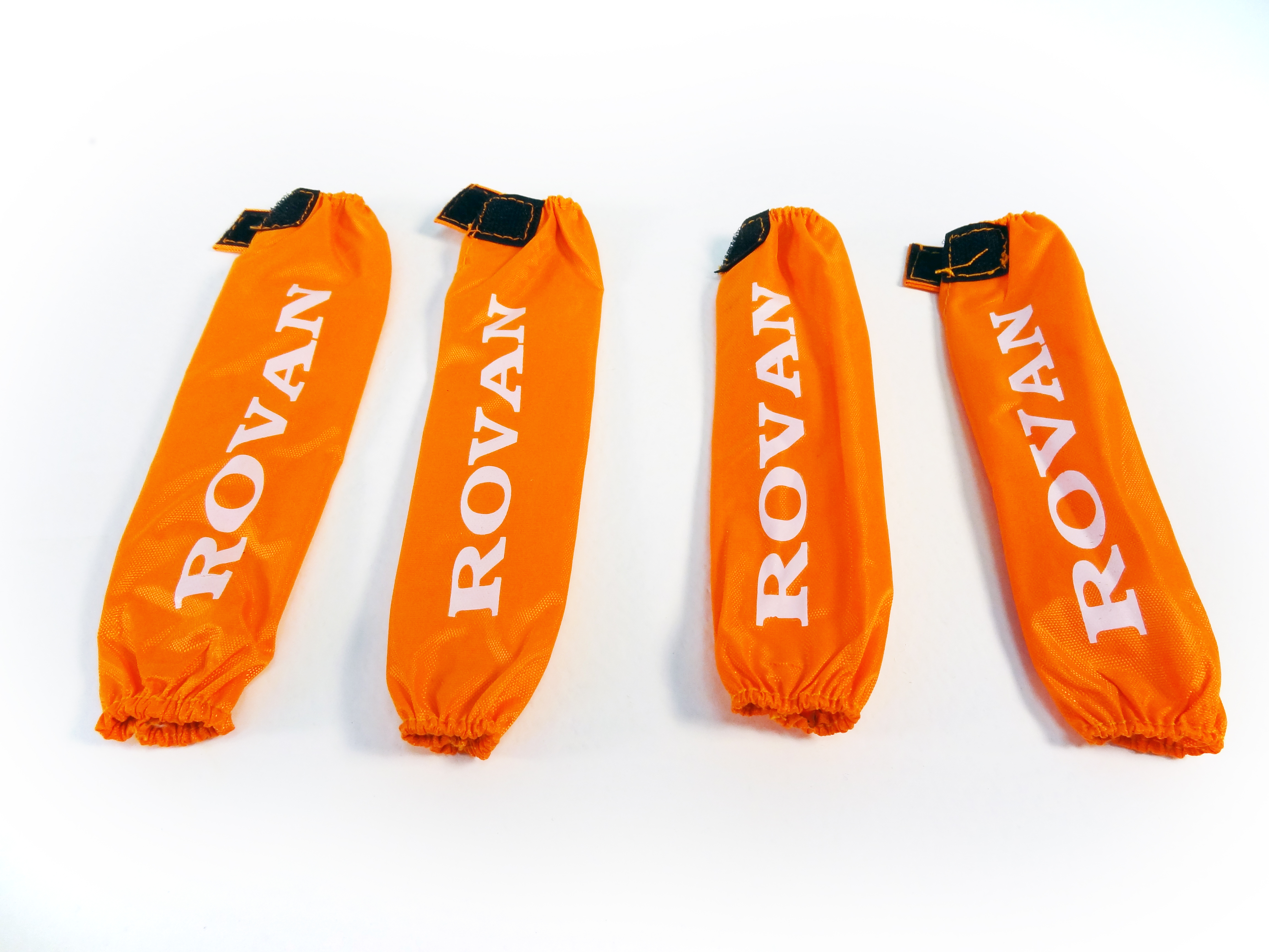 Shock Dust Covers, Boots (set of 4) (orange)