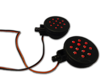 Buggy LED Light Kit (red)
