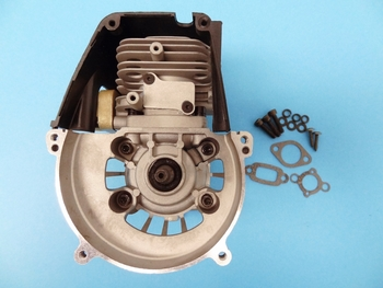 32cc Complete Long Block with Cylinder Head Assembled Kit