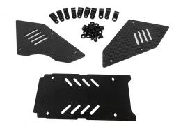 1/5 Scale Rovan Baja Buggy Carbon Fiber Window Kit