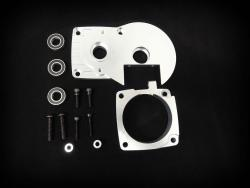 Baja Heavy Duty Quick Change Clutch Bell, Spur Gear Plate & Clutch Brace Kit