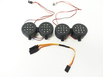 LT Truck Front LED Light Kit (set of 4)