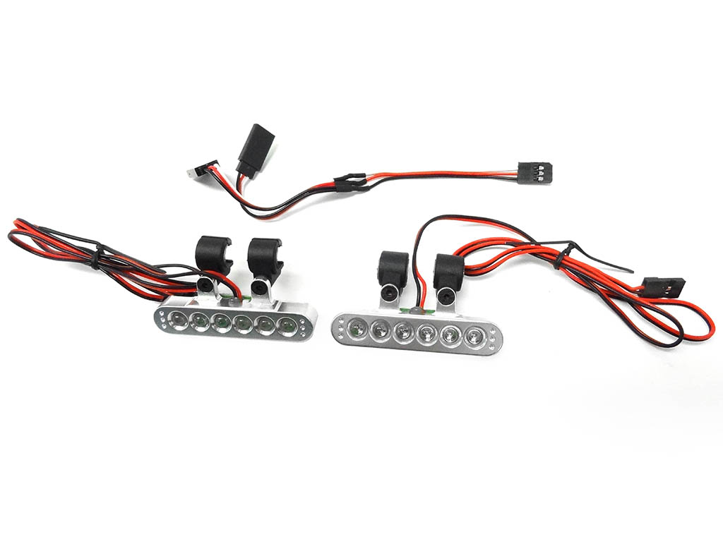 Rovan LT, LOSI 5IVE-T KM X2 Short Course Truck Rear LED Brake Lights