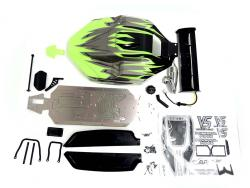 SLT V5 4WD Buggy Conversion Kit (green)
