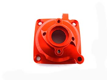 Enclosed Clutch Brace (Orange)