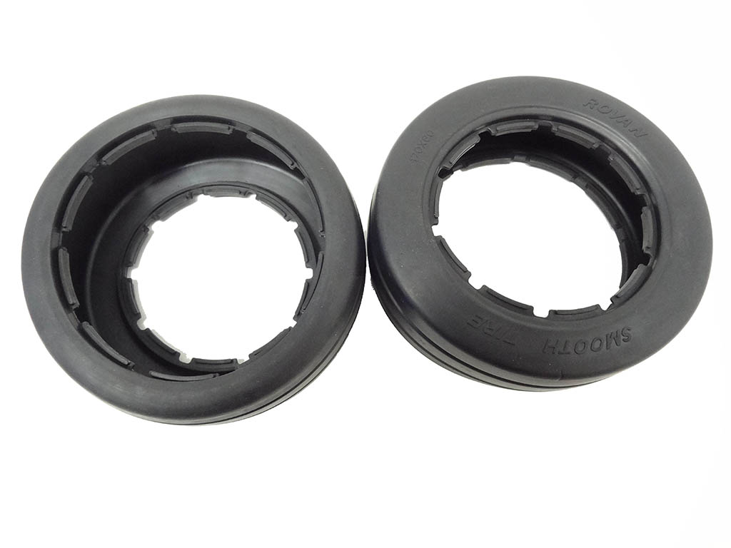 1/5 Scale Baja Buggy Front On-Road Tires (2)