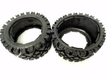 Rear Baja Buggy All-Terrain Tires (set of 2)