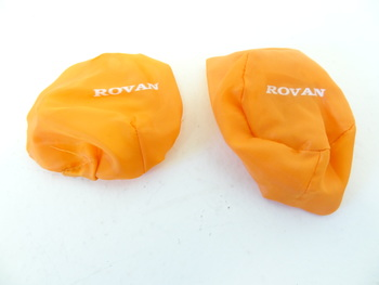 1/5 Baja Air filter cover and Pull Start Cover (orange)