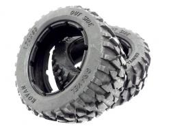 1/5 Scale Baja Buggy Front Gravel Tires (Set of 2)