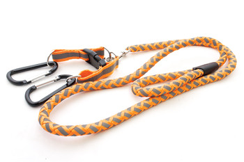 Vehicle Pull/Tow Rope (Orange)