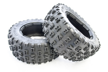 HD Belted Off Road Tire for LOSI 5IVE-T