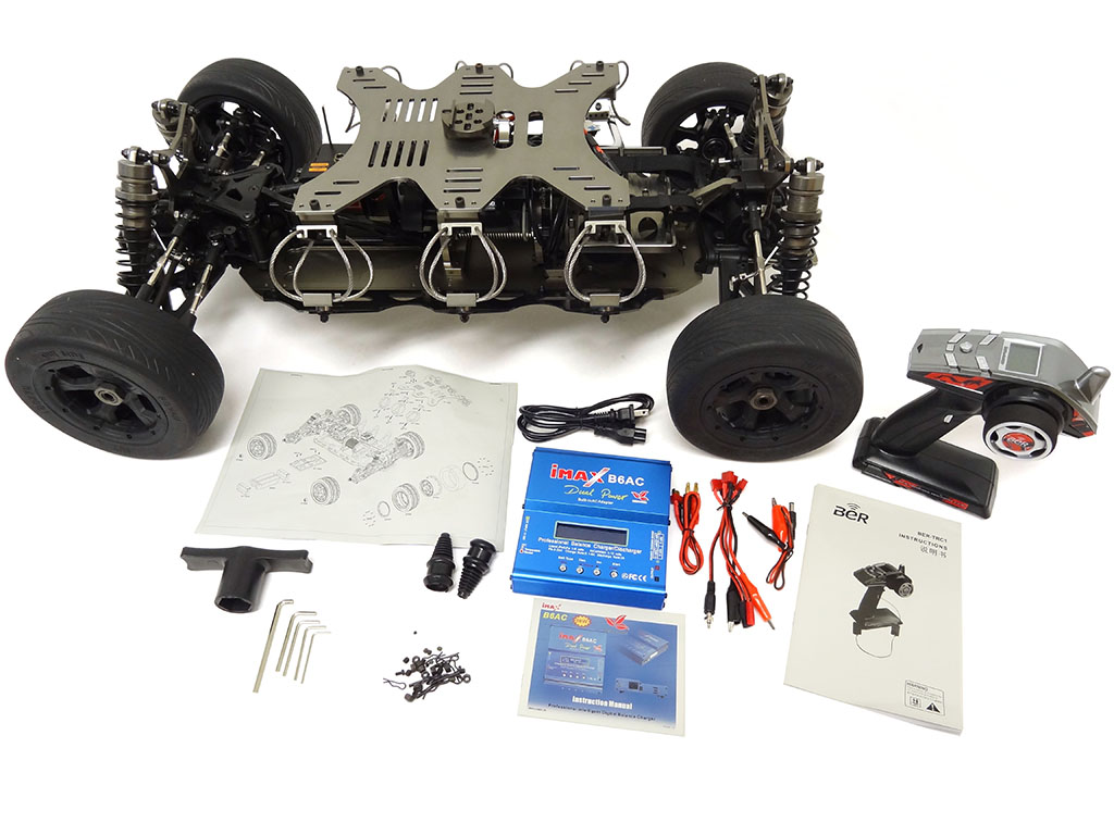 F5 4WD 1/5 Scale Upgraded Camera Car