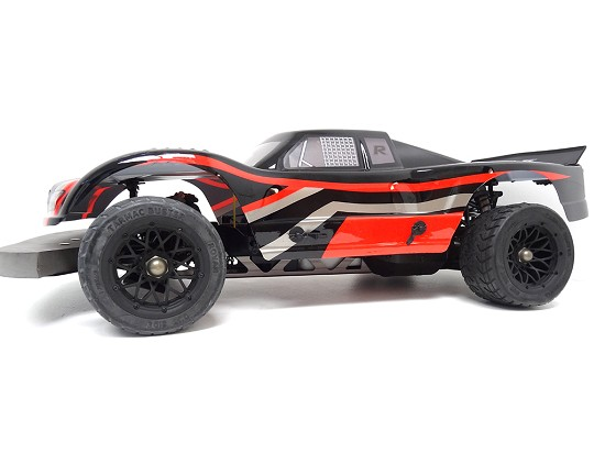 1/5 Scale 360FCT RTR Terminator Gas Race Truck (black/red)