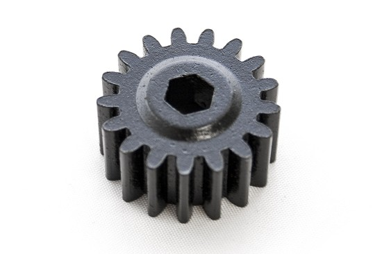 17 Tooth Hex Style Baja Pinion Gear