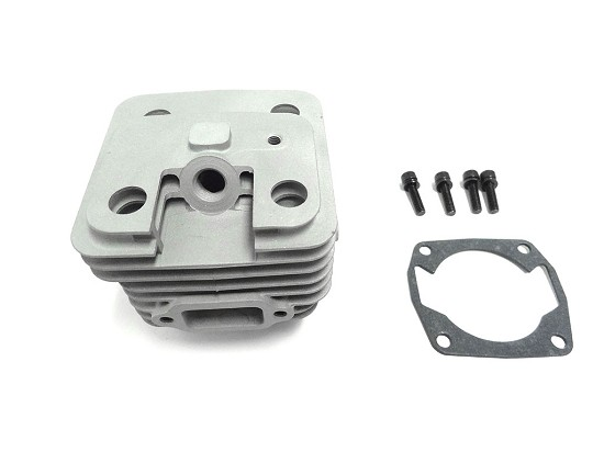45cc 4-Bolt Cylinder Head, Gaskets and Bolts