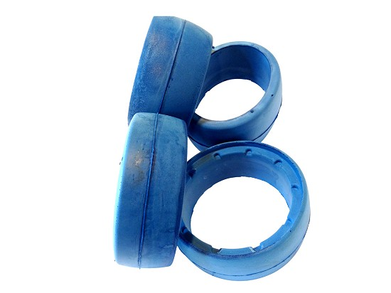 Buggy Tire Blue Molded Foam Set (set of 4)