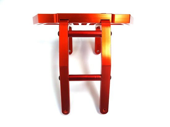 CNC Aluminum Rear Bumper (orange)