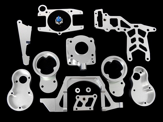 1/5 Baja Twin Engine Mounting Kit