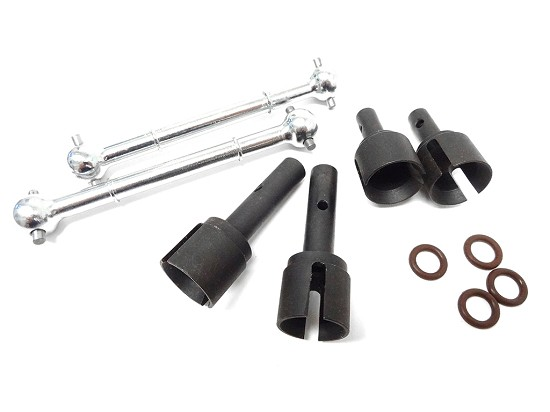 HD Hardened Steel Out Drive, Dog Bones and Axle Kit