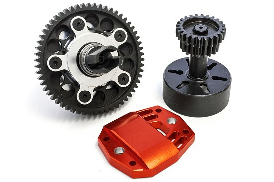 4WD LT Short Course Truck and SLT Buggy and LOSI 5IVE-T 2 Speed Transmission Gear Kit