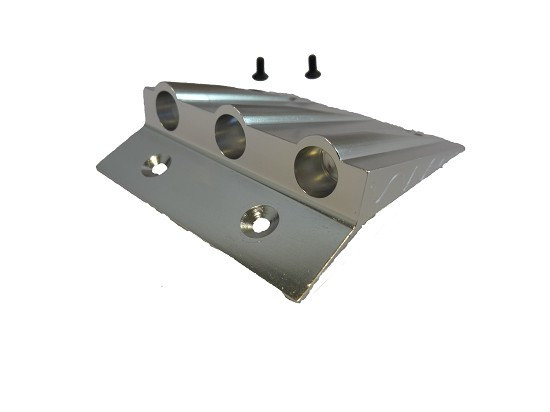 Aluminum, Alloy Roof Scoop (silver)