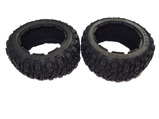 Buggy Rear Off Road Excavator Tires  (set of 2)